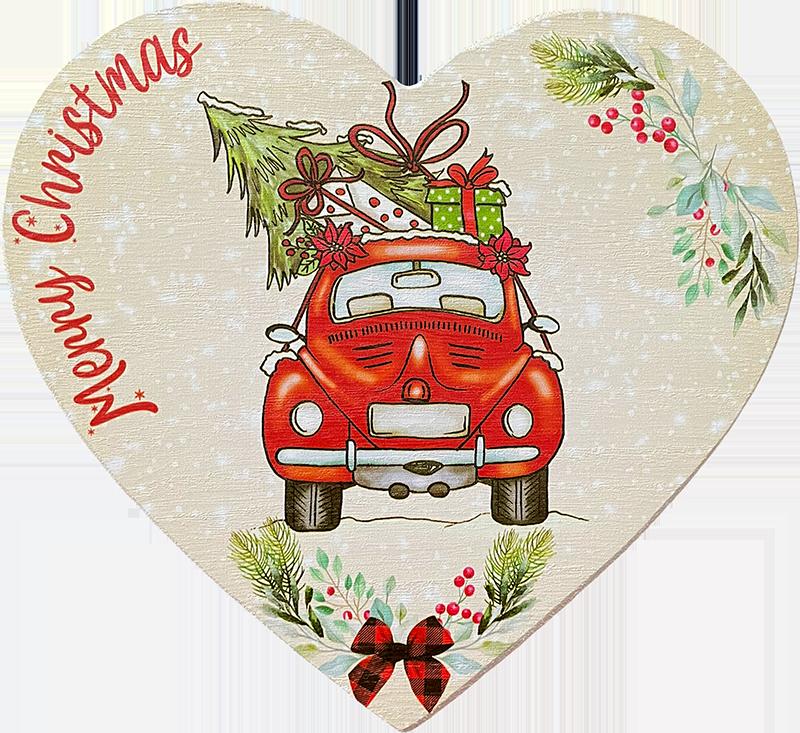 Cuore di Natale Fiorerie gift